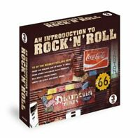 An Introduction To Rock 'N' Roll - 75 Of The Biggest Selling Hits 3CD NEW/SEALED