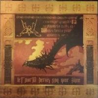 SUMMONING Let Mortal Heroes Sing your Fame 2 LP LTD 300 watain darkthrone mayhem
