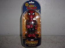 Solar Powered Neca Body Knockers - Marvel Avengers Infinity War Iron Spider