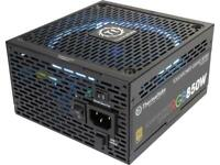 Thermaltake Toughpower Grand RGB 850W Smart Zero Fan SLI/CrossFire Ready Continu