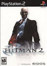 Hitman 2: Silent Assassin (Sony PlayStation 2, 2002)