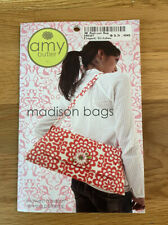 Amy Butler Midwest Modern Sewing Pattern ~ Madison Bags ~ New Uncut