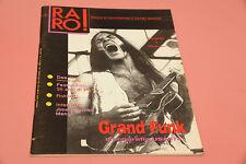 """RARO RIVISTA DISCOGRAFIA VALUTAZIONE LP 7"""" CD N° 46 GRAND FUNK ROKKETTI"""