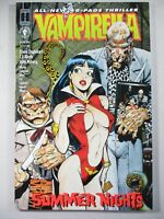 Vampirella Summer Nights #1 1992 Harris Comics Adams Cover