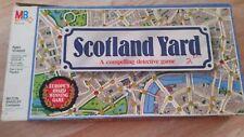 1985 Scotland Yard Vintage Board Game Milton Bradley