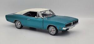 1969 Dodge Charger SE by Danbury Mint 1:24 Diecast