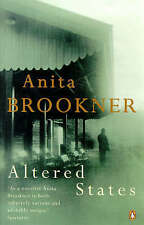 Altered States, Brookner, Anita | Paperback Book | Acceptable | 9780140255928