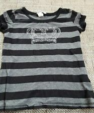 H&M Kurzarm Mädchen-Tops, - T-Shirts & -Blusen mit Motiv