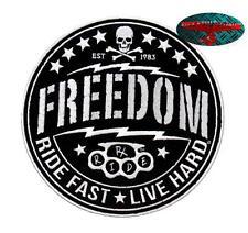 Ride presque phalanges Backpatch écusson Aufbügler biker moto rocker Harley USA