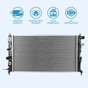 Radiator Fit HOLDEN VECTRA JR JS 2.5 2.6 6CYL PETROL 6CYL AT MT 1997-2003 26MM