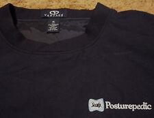 Sealy Posturepedic Mattress Matress Pillow Windbreaker Jacket Shirt NWOT XL ~