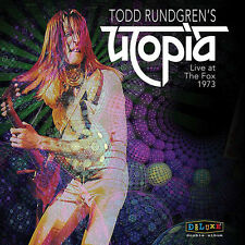 Todd Rundgren UTOPIA LIVE AT THE FOX 1973 Limited RSD 2017 New Sealed Vinyl 2 LP