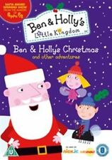 Ben And Holly's Little Kingdom - Vol.7 - Ben and Holly's Christmas (DVD, 2013)