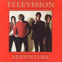 Television : Adventure CD (1993) ***NEW*** Incredible Value and Free Shipping!
