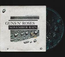 "GUNS N' ROSES ""November Rain"" Rare Australia Cardsleeve CD Single"
