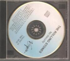 "THE ROLLING STONES ""No Security"" Deutsche Promo CD RARE"