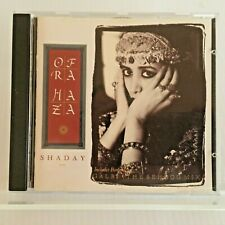 OFRA HAZA cd SHADAY Israeli Madonna (1988,Sire) Former Sisters of Mercy singer