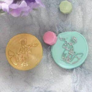 Prince Shape Retro Antique Sealing Wax Stamps Scrapbooking Wedding Decoration
