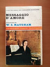 Messaggio d'amore - William Somerset Maugham - Gherardo Casini 3223