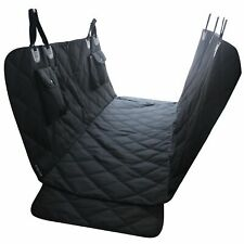 Pet Hammock Car Seat Cover SUV Rear Bench Protection Waterproof 2 StoragePockets