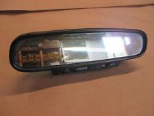 87-89 Camaro IROC Z Firebird GTA Rear View Mirror w/Map Lights Auto Dim 0331-5