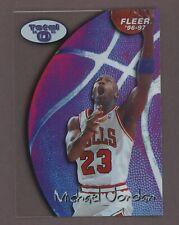 """1996-97 Fleer Total """" O """" Michael Jordan Chicago Bulls HOF"""