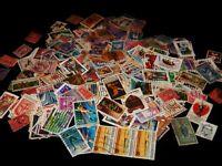 Vintage Stamp,LOT OF 500 OLDER UNITED STATES, Commemorative,Ships,Coil,Birds, #4