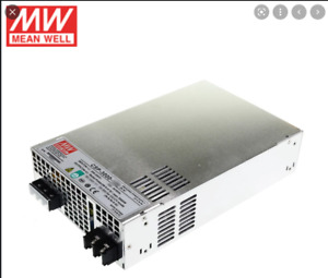 CSP-3000-400 MEAN WELL AC/DC POWER SUPPLY 3KW In: 180-264VAC Out: 400VDC / 7.5A