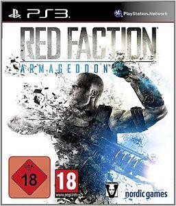 Red Faction: Armageddon - JEU - PS3 - NEUF