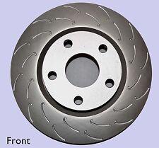 SLOTTED Disc brake rotors to suit Nissan Skyline R32 R33 R34 GTR V Spec JHOOK