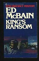 King's Ransom (87th Precinct Mystery) by McBain, Ed