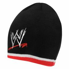 Official Licensed Product WWE Tipped  Beanie Knitted Hat Junior  big sale