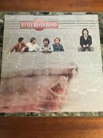 Vintage Vinyl Record Little River Band First Under The Wire 1979 Capital
