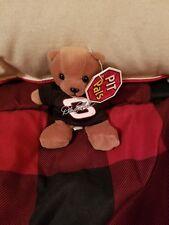 Dale Earnhardt Sr. Bean Bag Bear Pit Pals NEW
