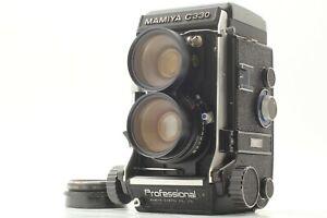 【Exc+5】 Mamiya C330 Pro TLR Camera + Sekor 65mm F3.5 Blue Dot From Japan #1030