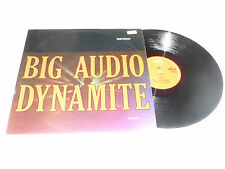 BIG AUDIO DYNAMITE - Contact - Deleted 1989 UK 3-track 12'' vinyl single