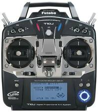 FUTABA 10JH 10J 10CH 2.4GHZ FHSS RC HELICOPTER TRANSMITTER ONLY VERSION !!!