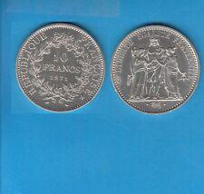 Gertbrolen   10 FRANCS Argent hercule 1971 Silver Coin