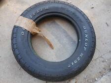 "NOS Dunlop K291T RWL Qualifier MV85S15 Motorcycle 15"" Tire"