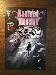 Walt Disney's Haunted Mansion #6 Amaze Ink 2005 2007 Comic Book