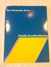 RARE - 1988 HIRO MATSUSHITA Formula Atlantic Press Kit - Indy Car Panasonic