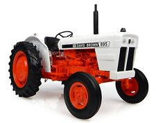 1973 CASE DAVID BROWN 995 TRACTOR 1/16 DIECAST MODEL BY UNIVERSAL HOBBIES UH4885