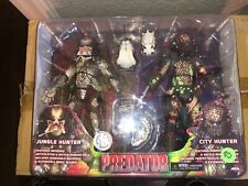 Neca Predator Action Figures / Two-pack, Jungle Hunter and City Hunter
