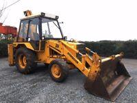 JCB 3CX Sitemaster Digger/Excavator - 4WD - **CAN DELIVER**