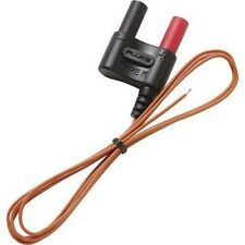 Fluke 80BK-A Type K Multimeter Thermocouple Temperature Integrated Probe Cable D