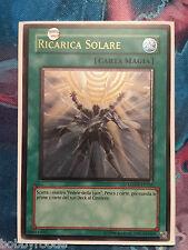 Ricarica Solare ☻ Ultimate ☻ LODT IT052 ☻ YUGIOH MINT COME NUOVA