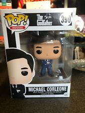 Funko POP Michael Corleone  # 390 The Godfather