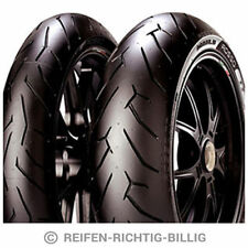 Pirelli Motorradreifen 120/70 R17 58H Diablo Rosso II Front M/C