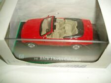 CARARAMA  BMW 3 SERIES CABRIOLET  SCALE1:43 NEW OLD STOCK ITEM