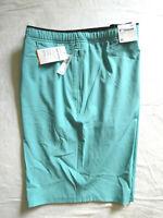 NEW! Old Navy Blue ACTIVE WEAR Workout Shorts w POCKETS & Zip Pocket Sz XL